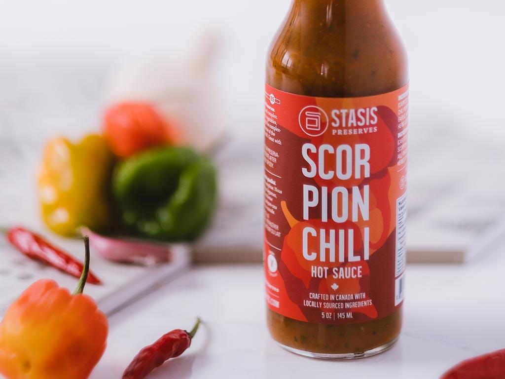 Scorpion Chili